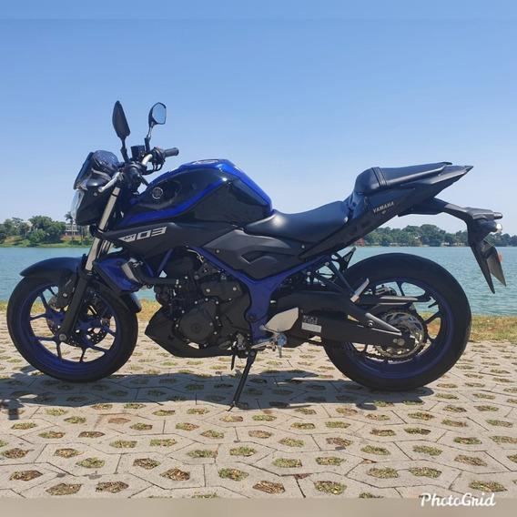 Yamaha Mt03 Completa 320cc Único Dono 2019