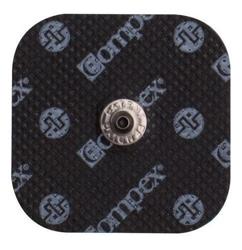 2x Kit Com 4 Eletrodo Compex 5 X 5 Cm Pronta Entrega Lacrado