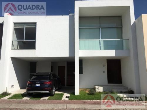 Casa En Renta En Morillotla San Andres Cholula Puebla