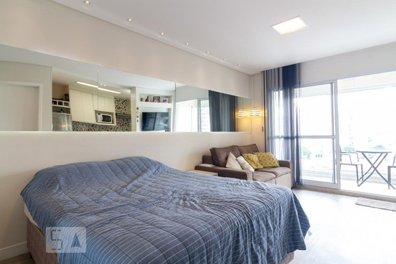 Apartamento Para Aluguel - Brooklin, 1 Quarto, 38 - 893011551