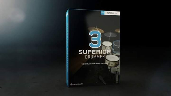 Superior Drummer 3 Biblioteca 230gb