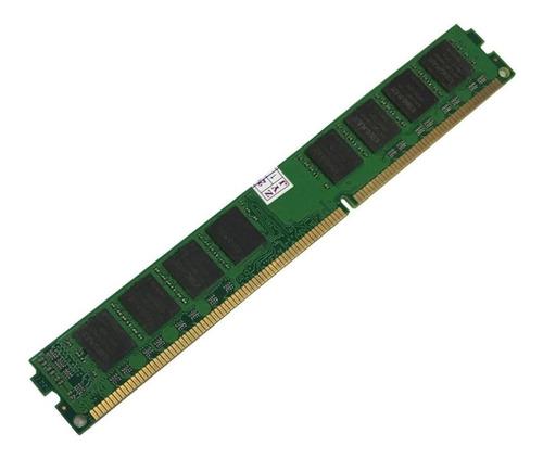 Imagen 1 de 2 de Memoria Ram 8 Gb Pc 12800 Ddr3 1600 Mhz - Vgoldcl