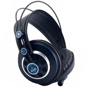 Headphone Profissional K240mkii Akg Mixagem Dj Plug P2 P10