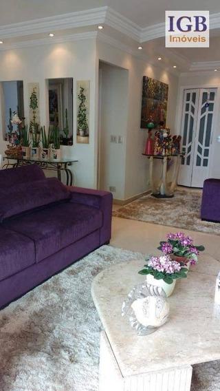 Apartamento Com 3 Dormitórios Para Alugar, 93 M² Por R$ 2.500/mês - Vila Romero - São Paulo/sp - Ap1386