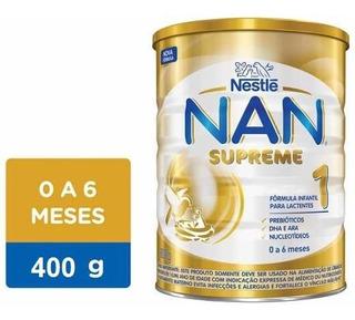 Fórmula Infantil Nan Supreme 1 Leite Em Pó 400g