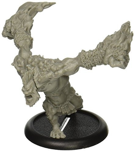 Privateer Press - Hordes - Trollblood: Pyre Troll Model Kit