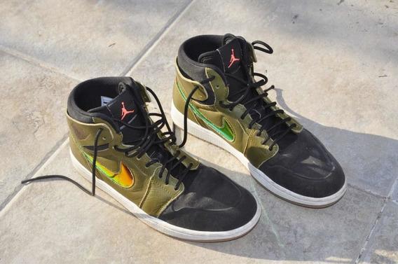 Nike Air Jordan Xiv 14 Replica Excelente Nueva Us 8.5 Ropa