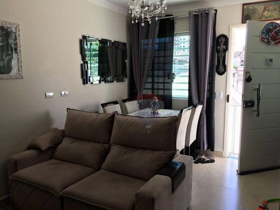 Casa Com 2 Dormitórios À Venda, 102 M² Por R$ 379.990,00 - Parque Mandaqui - São Paulo/sp - Ca0345