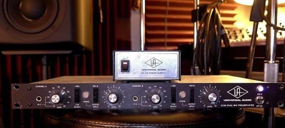 Pre Amplificador Universal Audio 2108 Dual Mic