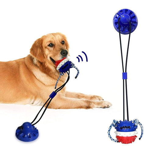 Dog Rope Chew Toys Aggressive Chewers For Teeth Cleaning, Pe