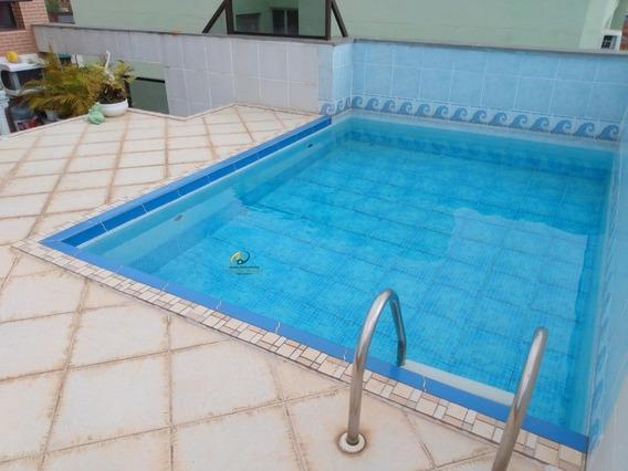Apartamento Para Alugar No Bairro Enseada Em Guarujá - Sp. - Enl163-3
