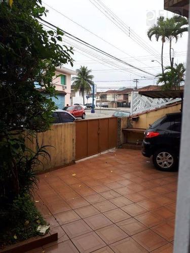 Imagem 1 de 22 de Casa Com 2 Dormitórios À Venda, 109 M² Por R$ 570.000,00 - Vila Matias - Santos/sp - Ca0216