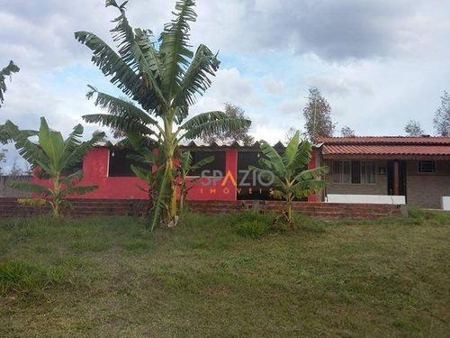 Imagem 1 de 4 de Chácara Rural À Venda, Vila Cristina, Rio Claro. - Ch0002