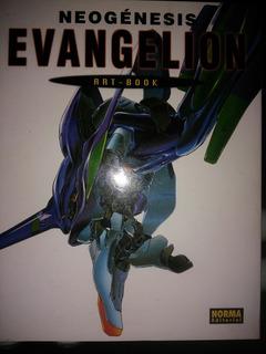 Evangelion Artbook Norma Editorial
