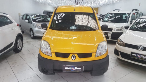 Renault Kangoo Express 1.6 Flex 2012 Porta Lateral