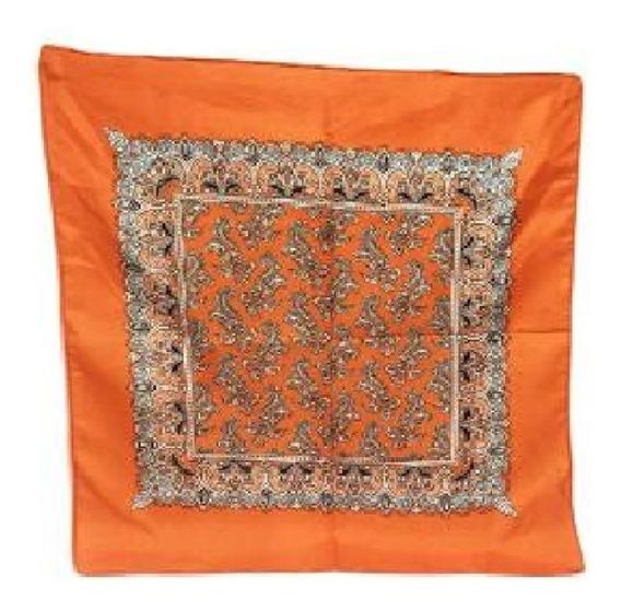 10 Paliacate Pañuelo Moda Mascada Tradicional 60x60