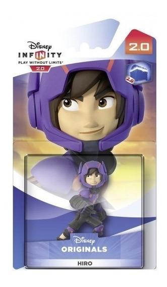 Disney Infinity 2.0 Pack Hiro Hamada - Operação Big Hero