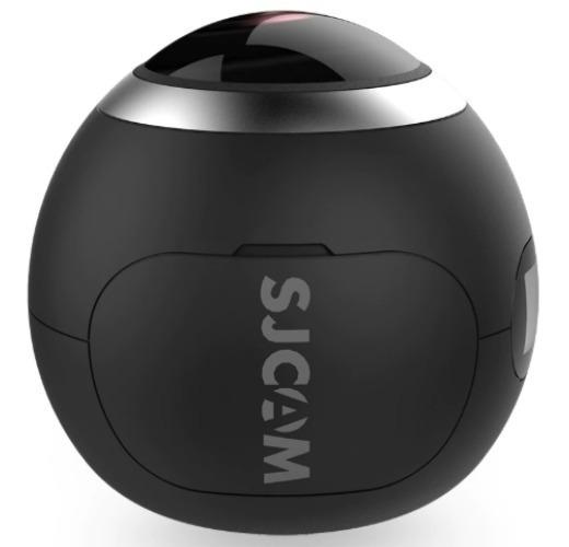 Câmera Panorâmica Sjcam Wifi 0.96 Polegada Hd Sj360°