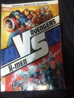Avengers Vs X-men Monster Edicion