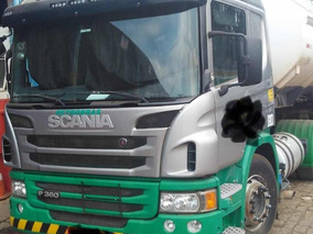 Caminhao Scania P 360 4x2 Opticruise - Ano 2013