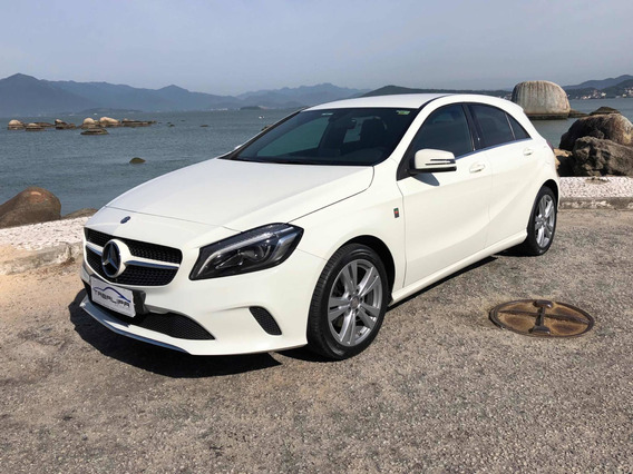 Mercedes-benz Classe A 1.6 Turbo Flex 5p 2017