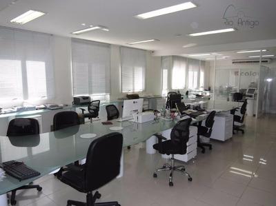 Sala Comercial - Avenida Das Américas - Locação - Barra Da Tijuca - Sa0959