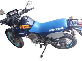 Honda Xlx-350r Ano 91 - Ótima!!!