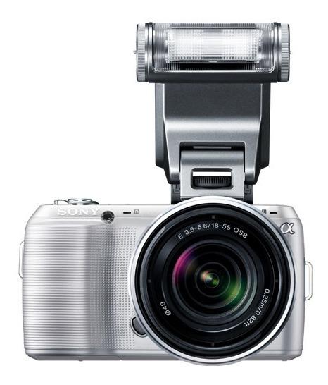 Flash Sony Hlv-f20s Para Sony Nex