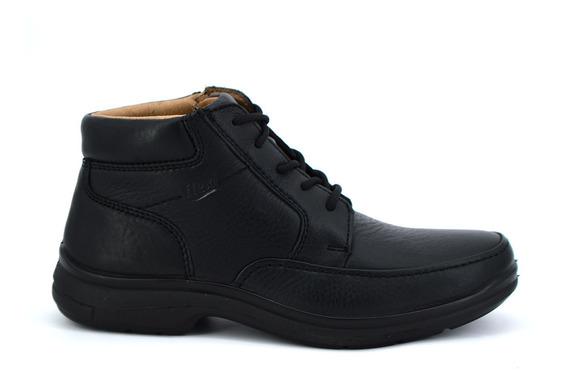 Zapato Casual Flexi Para Hombre 68907 Negro [fff2819]