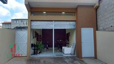 Lindo Salão Comercial Em Caucaia Do Alto - Sl0001