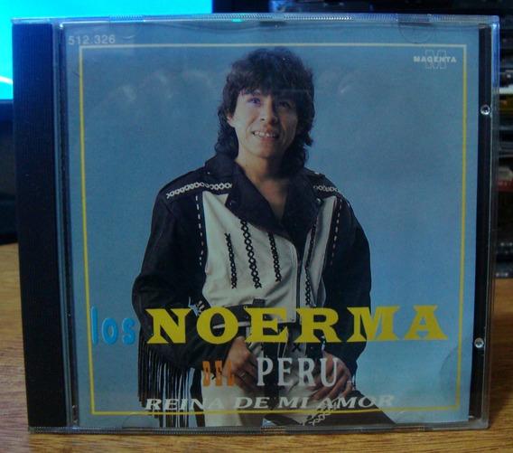 Cd Original Los Noerma Del Peru Reina De Mi Amor
