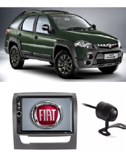 Radio Multimídia Mp5 Fiat Palio Weekend 2005a 2012 Som Carro