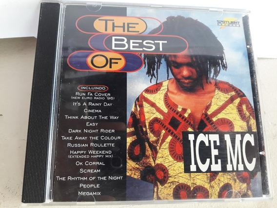 Cd Ice Mc The Best Of 1996