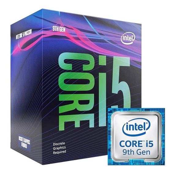Processador Intel I5 9400f Coffee Lake, 2.9ghz(4.1ghz Turbo)