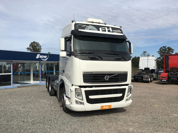Volvo Fh 460 Globetrotter I-shift 6x2 2015
