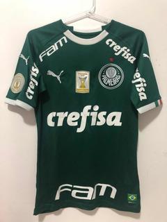 Camisa Palmeiras Brasileiro Puma 2019