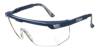 Dräger X-pect 8240 Gafas De Seguridad Industrial