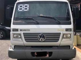 Volkswagen Vw 8120 220mil Km (radidade) Único Dono