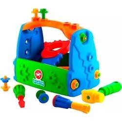 Caixa De Ferramentas De Brinquedo Calesita