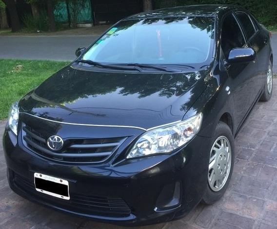Toyota Corolla Xli 1.8 M/t Con Gnc!!!!