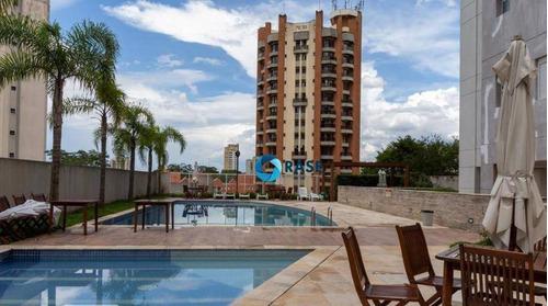 Imagem 1 de 15 de Apartamento À Venda, 90 M² Por R$ 779.000,00 - Morumbi - São Paulo/sp - Ap11663