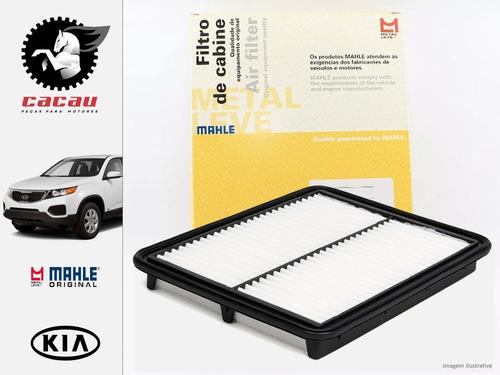 Filtro De Ar Kia Sorento 2.5 16v Diesel Original Mahle