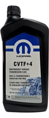 Aceite Cvtf + 4 Mopar Cajas Automaticas Caliber Somos Tienda