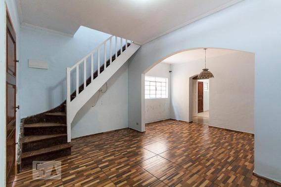 Casa Para Aluguel - Jabaquara, 4 Quartos, 100 - 893031978