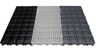 Palete Estrado Palets Plástico Kit 20 Un