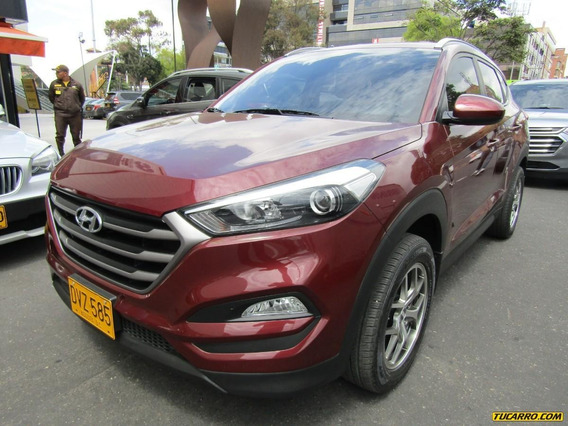 Hyundai Tucson New Tucson Advance 2.0 Mt