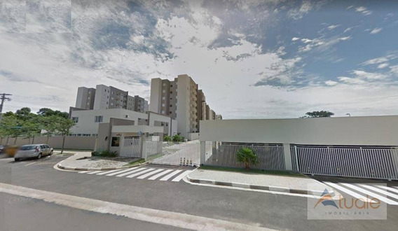 Apartamento Com 3 Dormitórios À Venda, 69 M² Por R$ 420.000,00 - Morumbi - Paulínia/sp - Ap5657