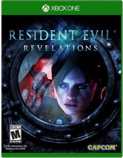 Resident Evil Revelations Fisico Nuevo Xbox One Dakmor