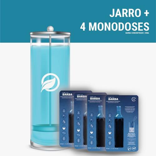 Kit Jarro + 4 Monodoses Biocide