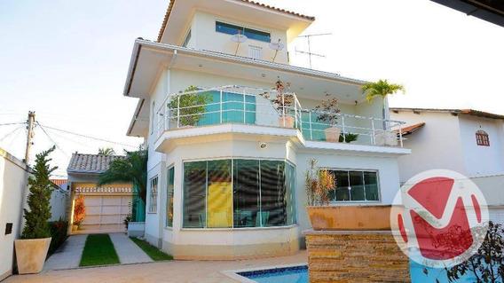 Casa Com 4 Dormitórios À Venda, 235 M² Por R$ 1.500.000,00 - Centro - Maricá/rj - Ca0186